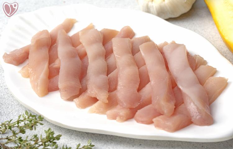 Premium Chicken-Strips (Boneless)
