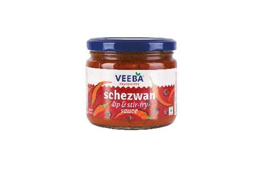 Schezwan Dip & Stir-Fry Sauce