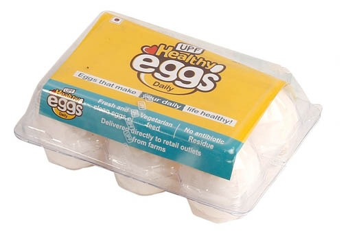 UPF Healthy Eggs Daily 6 Pcs